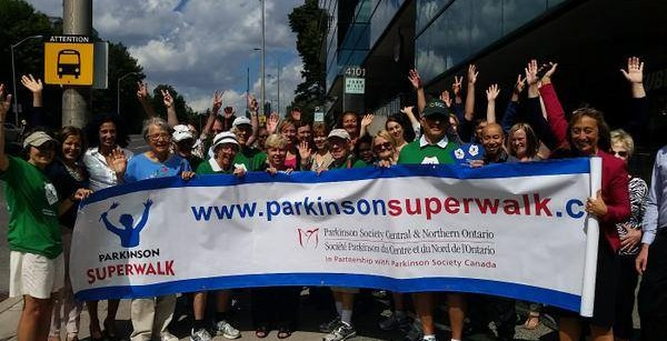 Parkinson Superwalk 2014