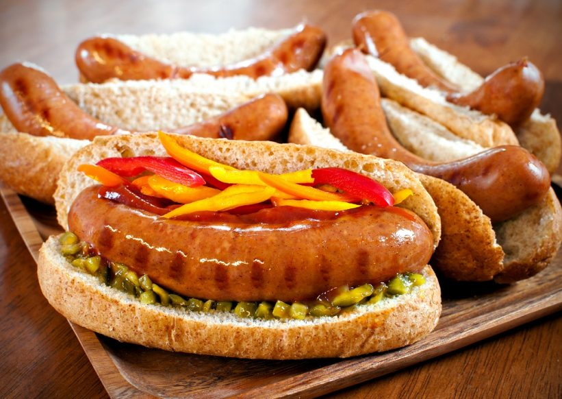 Product of the Month - Debrecyna BBQ Sausage