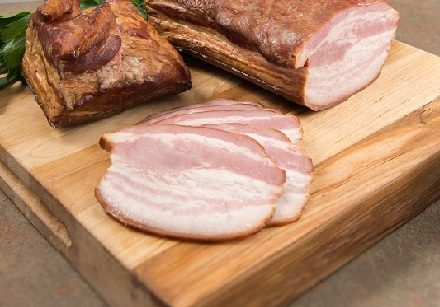 Product of the Month - Wood Smoked Bacon