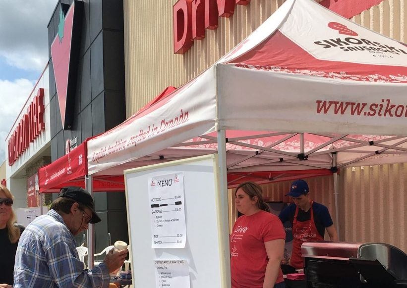 Jumpstart with Canadian Tire!