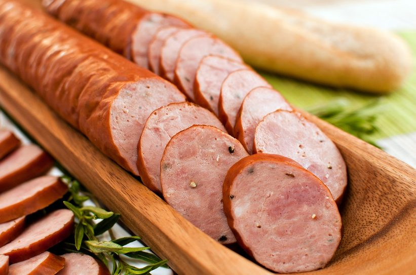 Product of the Month - Garlic Sausage
