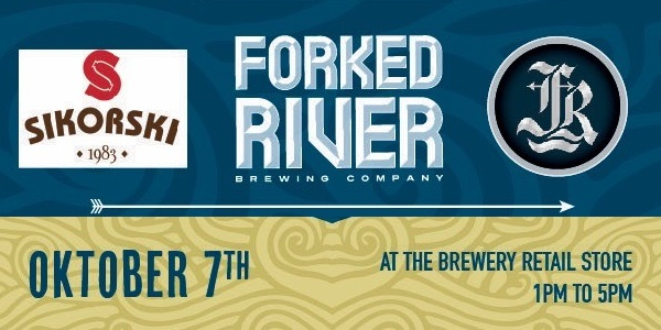 Forked River Brewing Oktoberfest (Only Smaller)!